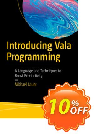Introducing Vala Programming (Lauer) Coupon discount Introducing Vala Programming (Lauer) Deal. Promotion: Introducing Vala Programming (Lauer) Exclusive Easter Sale offer for iVoicesoft