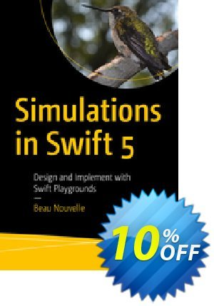 Simulations in Swift 5 (Nouvelle) discount coupon Simulations in Swift 5 (Nouvelle) Deal - Simulations in Swift 5 (Nouvelle) Exclusive Easter Sale offer for iVoicesoft