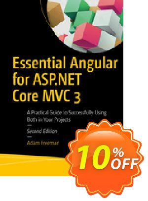 Essential Angular for ASP.NET Core MVC 3 (Freeman) discount coupon Essential Angular for ASP.NET Core MVC 3 (Freeman) Deal - Essential Angular for ASP.NET Core MVC 3 (Freeman) Exclusive Easter Sale offer for iVoicesoft