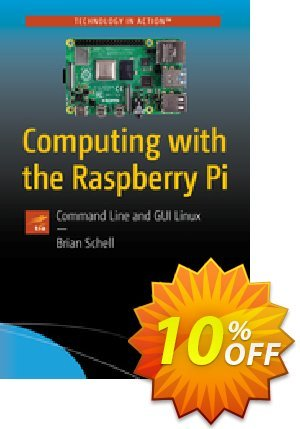 Computing with the Raspberry Pi (Schell) 프로모션 코드 Computing with the Raspberry Pi (Schell) Deal 프로모션: Computing with the Raspberry Pi (Schell) Exclusive Easter Sale offer for iVoicesoft