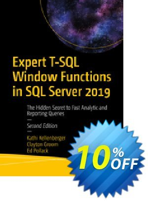 Expert T-SQL Window Functions in SQL Server 2019 (Kellenberger) discount coupon Expert T-SQL Window Functions in SQL Server 2019 (Kellenberger) Deal - Expert T-SQL Window Functions in SQL Server 2019 (Kellenberger) Exclusive Easter Sale offer for iVoicesoft