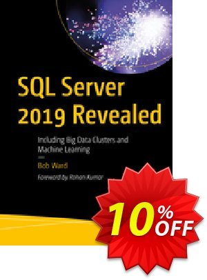 SQL Server 2019 Revealed (Ward) discount coupon SQL Server 2019 Revealed (Ward) Deal - SQL Server 2019 Revealed (Ward) Exclusive Easter Sale offer for iVoicesoft