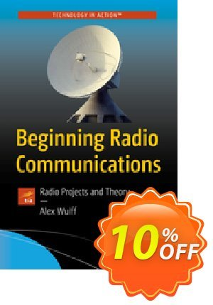 Beginning Radio Communications (Wulff) discount coupon Beginning Radio Communications (Wulff) Deal - Beginning Radio Communications (Wulff) Exclusive Easter Sale offer for iVoicesoft
