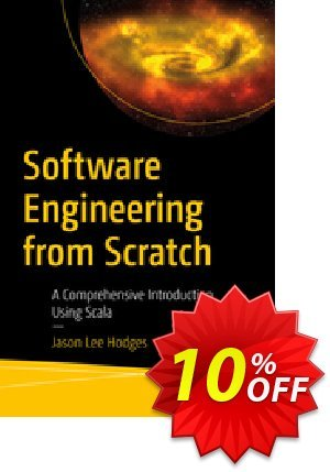 Software Engineering from Scratch (Hodges) Coupon discount Software Engineering from Scratch (Hodges) Deal. Promotion: Software Engineering from Scratch (Hodges) Exclusive Easter Sale offer for iVoicesoft