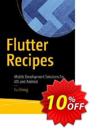 Flutter Recipes (Cheng) Coupon discount Flutter Recipes (Cheng) Deal. Promotion: Flutter Recipes (Cheng) Exclusive Easter Sale offer for iVoicesoft