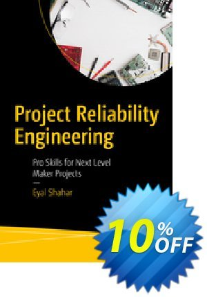 Project Reliability Engineering (Shahar) 프로모션 코드 Project Reliability Engineering (Shahar) Deal 프로모션: Project Reliability Engineering (Shahar) Exclusive Easter Sale offer for iVoicesoft