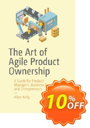 The Art of Agile Product Ownership (Kelly) 프로모션 코드 The Art of Agile Product Ownership (Kelly) Deal 프로모션: The Art of Agile Product Ownership (Kelly) Exclusive Easter Sale offer for iVoicesoft