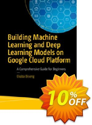 Building Machine Learning and Deep Learning Models on Google Cloud Platform (Bisong) 優惠券,折扣碼 Building Machine Learning and Deep Learning Models on Google Cloud Platform (Bisong) Deal,促銷代碼: Building Machine Learning and Deep Learning Models on Google Cloud Platform (Bisong) Exclusive Easter Sale offer for iVoicesoft