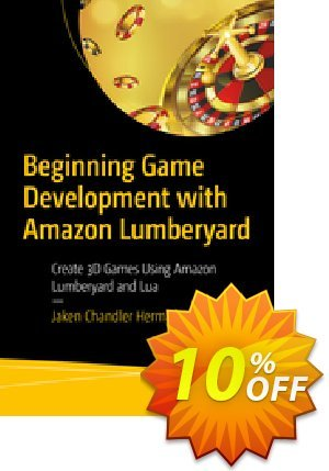 Beginning Game Development with Amazon Lumberyard (Herman) 프로모션 코드 Beginning Game Development with Amazon Lumberyard (Herman) Deal 프로모션: Beginning Game Development with Amazon Lumberyard (Herman) Exclusive Easter Sale offer for iVoicesoft