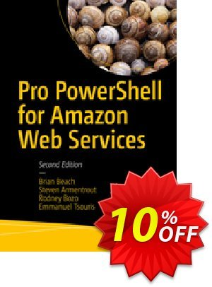 Pro PowerShell for Amazon Web Services (Beach) 프로모션 코드 Pro PowerShell for Amazon Web Services (Beach) Deal 프로모션: Pro PowerShell for Amazon Web Services (Beach) Exclusive Easter Sale offer for iVoicesoft