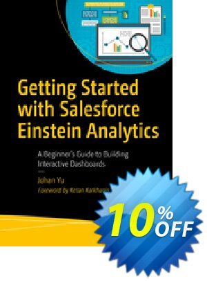 Getting Started with Salesforce Einstein Analytics (Yu) 프로모션 코드 Getting Started with Salesforce Einstein Analytics (Yu) Deal 프로모션: Getting Started with Salesforce Einstein Analytics (Yu) Exclusive Easter Sale offer for iVoicesoft