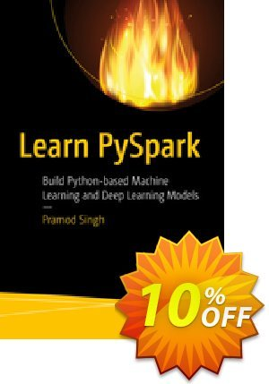 Learn PySpark (Singh) 優惠券,折扣碼 Learn PySpark (Singh) Deal,促銷代碼: Learn PySpark (Singh) Exclusive Easter Sale offer for iVoicesoft