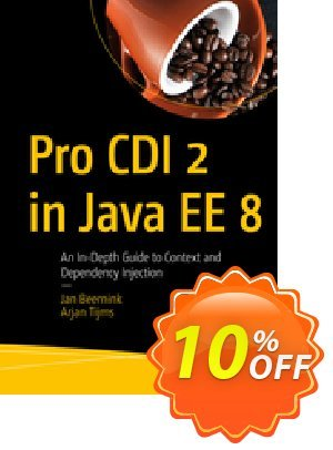 Pro CDI 2 in Java EE 8 (Beernink) discount coupon Pro CDI 2 in Java EE 8 (Beernink) Deal - Pro CDI 2 in Java EE 8 (Beernink) Exclusive Easter Sale offer for iVoicesoft