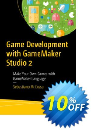 Game Development with GameMaker Studio 2 (Cossu) 프로모션 코드 Game Development with GameMaker Studio 2 (Cossu) Deal 프로모션: Game Development with GameMaker Studio 2 (Cossu) Exclusive Easter Sale offer for iVoicesoft