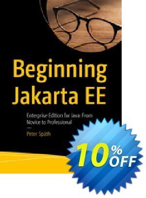 Beginning Jakarta EE (Späth) discount coupon Beginning Jakarta EE (Späth) Deal - Beginning Jakarta EE (Späth) Exclusive Easter Sale offer for iVoicesoft