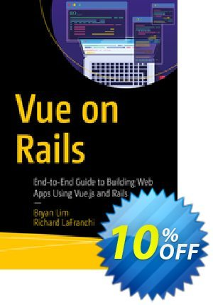 Vue on Rails (Lim) Coupon discount Vue on Rails (Lim) Deal. Promotion: Vue on Rails (Lim) Exclusive Easter Sale offer for iVoicesoft