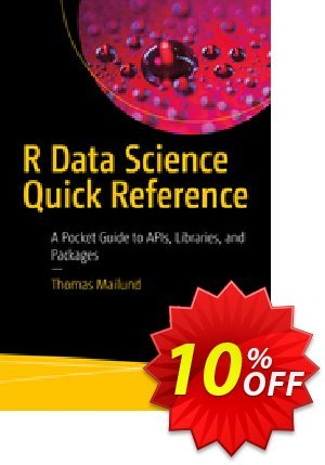 R Data Science Quick Reference (Mailund) discount coupon R Data Science Quick Reference (Mailund) Deal - R Data Science Quick Reference (Mailund) Exclusive Easter Sale offer for iVoicesoft