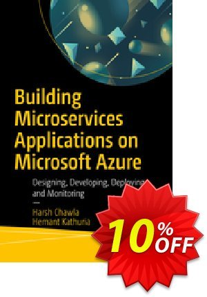 Building Microservices Applications on Microsoft Azure (Chawla) 優惠券,折扣碼 Building Microservices Applications on Microsoft Azure (Chawla) Deal,促銷代碼: Building Microservices Applications on Microsoft Azure (Chawla) Exclusive Easter Sale offer for iVoicesoft