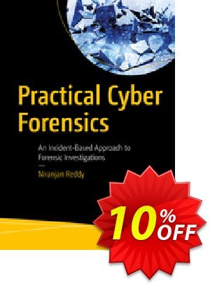 Practical Cyber Forensics (Reddy) discount coupon Practical Cyber Forensics (Reddy) Deal - Practical Cyber Forensics (Reddy) Exclusive Easter Sale offer for iVoicesoft