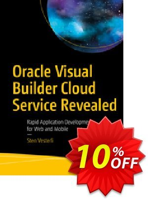 Oracle Visual Builder Cloud Service Revealed (Vesterli) discount coupon Oracle Visual Builder Cloud Service Revealed (Vesterli) Deal - Oracle Visual Builder Cloud Service Revealed (Vesterli) Exclusive Easter Sale offer for iVoicesoft