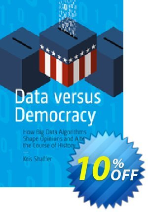 Data versus Democracy (Shaffer) 優惠券,折扣碼 Data versus Democracy (Shaffer) Deal,促銷代碼: Data versus Democracy (Shaffer) Exclusive Easter Sale offer for iVoicesoft
