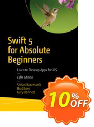 Swift 5 for Absolute Beginners (Kaczmarek) discount coupon Swift 5 for Absolute Beginners (Kaczmarek) Deal - Swift 5 for Absolute Beginners (Kaczmarek) Exclusive Easter Sale offer for iVoicesoft