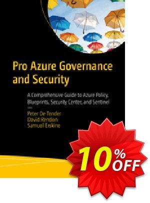 Pro Azure Governance and Security (De Tender) 優惠券,折扣碼 Pro Azure Governance and Security (De Tender) Deal,促銷代碼: Pro Azure Governance and Security (De Tender) Exclusive Easter Sale offer for iVoicesoft