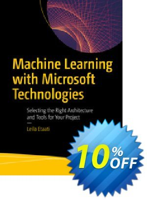 Machine Learning with Microsoft Technologies (Etaati) Coupon discount Machine Learning with Microsoft Technologies (Etaati) Deal. Promotion: Machine Learning with Microsoft Technologies (Etaati) Exclusive Easter Sale offer for iVoicesoft
