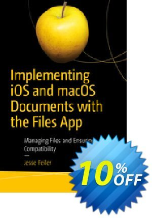 Implementing iOS and macOS Documents with the Files App (Feiler) discount coupon Implementing iOS and macOS Documents with the Files App (Feiler) Deal - Implementing iOS and macOS Documents with the Files App (Feiler) Exclusive Easter Sale offer for iVoicesoft