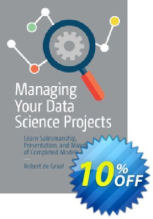 Managing Your Data Science Projects (de Graaf) 프로모션 코드 Managing Your Data Science Projects (de Graaf) Deal 프로모션: Managing Your Data Science Projects (de Graaf) Exclusive Easter Sale offer for iVoicesoft