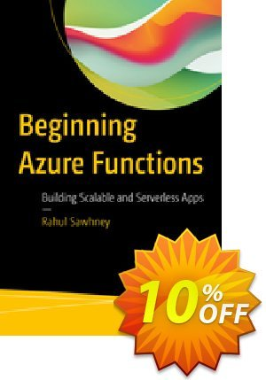 Beginning Azure Functions (Sawhney) discount coupon Beginning Azure Functions (Sawhney) Deal - Beginning Azure Functions (Sawhney) Exclusive Easter Sale offer for iVoicesoft