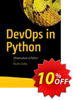 DevOps in Python (Zadka) discount coupon DevOps in Python (Zadka) Deal - DevOps in Python (Zadka) Exclusive Easter Sale offer for iVoicesoft