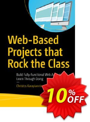 Web-Based Projects that Rock the Class (Karayiannis) discount coupon Web-Based Projects that Rock the Class (Karayiannis) Deal - Web-Based Projects that Rock the Class (Karayiannis) Exclusive Easter Sale offer for iVoicesoft