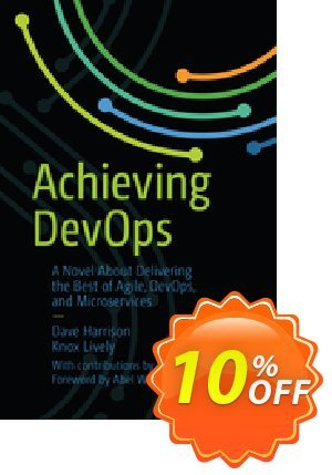 Achieving DevOps (Harrison) Coupon discount Achieving DevOps (Harrison) Deal. Promotion: Achieving DevOps (Harrison) Exclusive Easter Sale offer for iVoicesoft