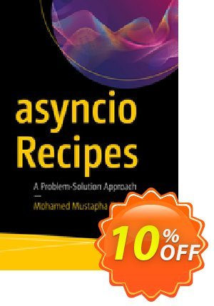 asyncio Recipes (Tahrioui) 프로모션 코드 asyncio Recipes (Tahrioui) Deal 프로모션: asyncio Recipes (Tahrioui) Exclusive Easter Sale offer for iVoicesoft