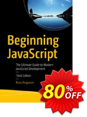 Beginning JavaScript (Ferguson) Coupon discount Beginning JavaScript (Ferguson) Deal. Promotion: Beginning JavaScript (Ferguson) Exclusive Easter Sale offer for iVoicesoft