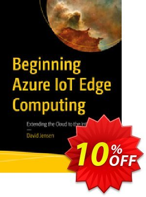 Beginning Azure IoT Edge Computing (Jensen) 優惠券,折扣碼 Beginning Azure IoT Edge Computing (Jensen) Deal,促銷代碼: Beginning Azure IoT Edge Computing (Jensen) Exclusive Easter Sale offer for iVoicesoft