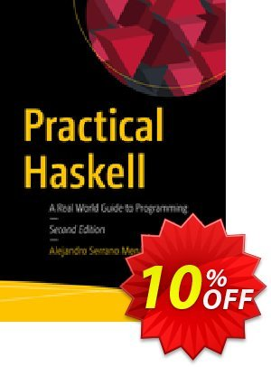 Practical Haskell (Serrano) discount coupon Practical Haskell (Serrano) Deal - Practical Haskell (Serrano) Exclusive Easter Sale offer for iVoicesoft