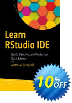 Learn RStudio IDE (Campbell) Coupon discount Learn RStudio IDE (Campbell) Deal. Promotion: Learn RStudio IDE (Campbell) Exclusive Easter Sale offer for iVoicesoft