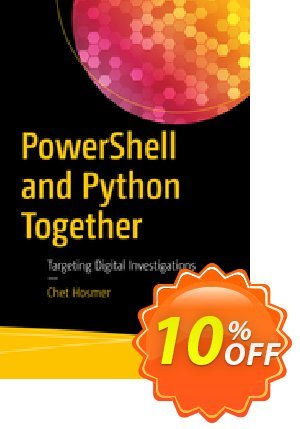 PowerShell and Python Together (Hosmer) discount coupon PowerShell and Python Together (Hosmer) Deal - PowerShell and Python Together (Hosmer) Exclusive Easter Sale offer for iVoicesoft