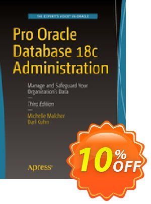 Pro Oracle Database 18c Administration (Malcher) Coupon discount Pro Oracle Database 18c Administration (Malcher) Deal. Promotion: Pro Oracle Database 18c Administration (Malcher) Exclusive Easter Sale offer for iVoicesoft