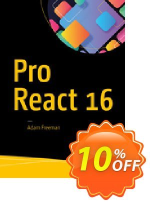 Pro React 16 (Freeman) 優惠券,折扣碼 Pro React 16 (Freeman) Deal,促銷代碼: Pro React 16 (Freeman) Exclusive Easter Sale offer for iVoicesoft