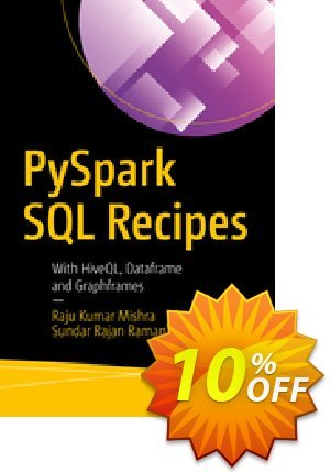 PySpark SQL Recipes (Mishra) discount coupon PySpark SQL Recipes (Mishra) Deal - PySpark SQL Recipes (Mishra) Exclusive Easter Sale offer for iVoicesoft