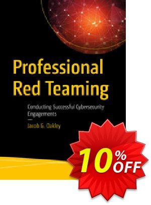 Professional Red Teaming (Oakley) discount coupon Professional Red Teaming (Oakley) Deal - Professional Red Teaming (Oakley) Exclusive Easter Sale offer for iVoicesoft