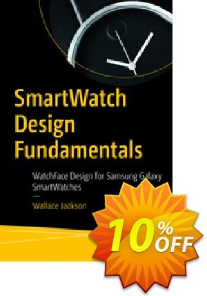 SmartWatch Design Fundamentals (Jackson) discount coupon SmartWatch Design Fundamentals (Jackson) Deal - SmartWatch Design Fundamentals (Jackson) Exclusive Easter Sale offer for iVoicesoft