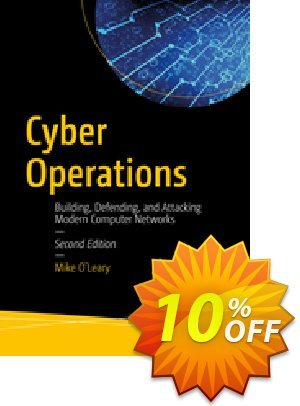 Cyber Operations (O'Leary) 프로모션 코드 Cyber Operations (O'Leary) Deal 프로모션: Cyber Operations (O'Leary) Exclusive Easter Sale offer for iVoicesoft