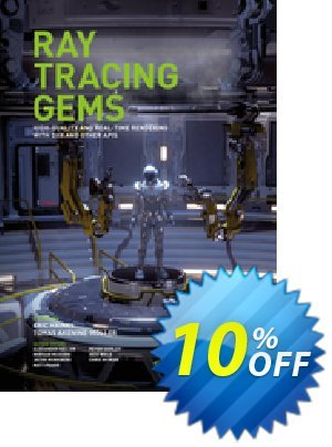 Ray Tracing Gems (Editors:                 Haines) 優惠券,折扣碼 Ray Tracing Gems (Editors:                 Haines) Deal,促銷代碼: Ray Tracing Gems (Editors:                 Haines) Exclusive Easter Sale offer for iVoicesoft