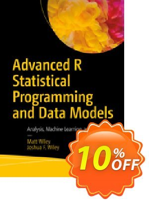 Advanced R Statistical Programming and Data Models (Wiley) discount coupon Advanced R Statistical Programming and Data Models (Wiley) Deal - Advanced R Statistical Programming and Data Models (Wiley) Exclusive Easter Sale offer for iVoicesoft