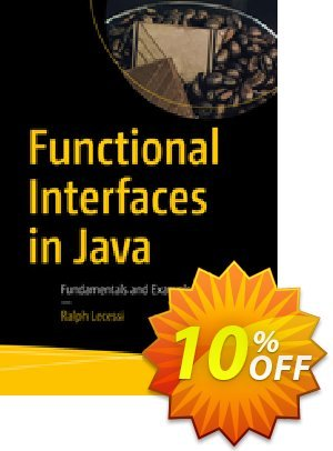 Functional Interfaces in Java (Lecessi) discount coupon Functional Interfaces in Java (Lecessi) Deal - Functional Interfaces in Java (Lecessi) Exclusive Easter Sale offer for iVoicesoft