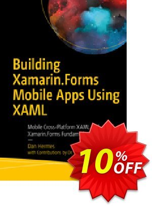 Building Xamarin.Forms Mobile Apps Using XAML (Hermes) Coupon discount Building Xamarin.Forms Mobile Apps Using XAML (Hermes) Deal. Promotion: Building Xamarin.Forms Mobile Apps Using XAML (Hermes) Exclusive Easter Sale offer for iVoicesoft